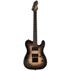 LTD TE-1000 EVERTUNE (Black Natural Burst)