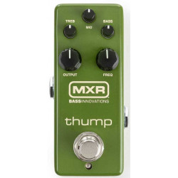 DUNLOP M281 MXR Thump Bass Preamp