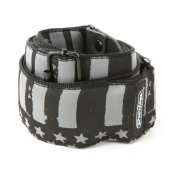 DUNLOP D6713 Jacquard Stars And Stripes Strap