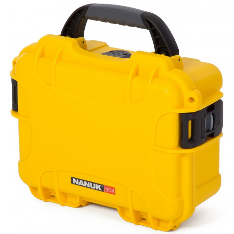 NANUK 904 Yellow foam