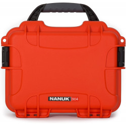 NANUK 904 Orange foam