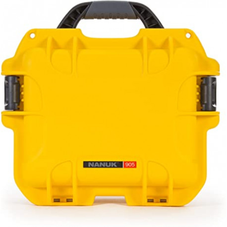 NANUK 905 Yellow foam
