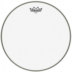 REMO DIPLOMAT 12'' CLEAR