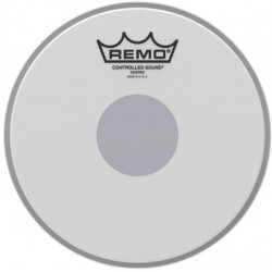 """REMO CONTROLLED SOUND 8"""" COATED"""