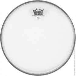 "REMO AMBASSADOR 13"" CLEAR SNARE SIDE"