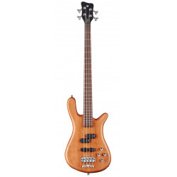 WARWICK Teambuilt Pro Series Streamer LX, 4-String (Natural Transparent Satin)