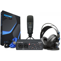 PRESONUS AudioBox USB 96 Studio 25th Anniversary Edition Bundle