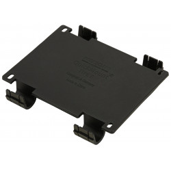ROCKBOARD QuickMount Type D - Pedal Mounting Plate For Large Horizontal Pedals