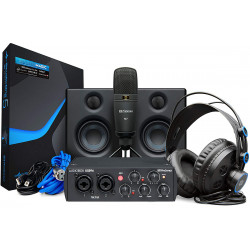 PRESONUS AudioBox USB 96 Studio Ultimate 25th Anniversary Edition Bundle