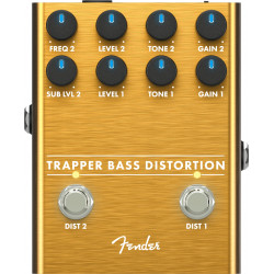 FENDER PEDAL TRAPPER BASS DISTORTION