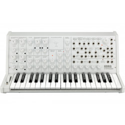 KORG MS-20 FS WHITE