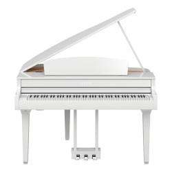 YAMAHA Clavinova CLP-795GP (Polished White)