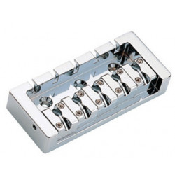 PAXPHIL BB008 CR BASS BRIDGE 5-STRING (CHROME)