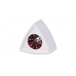 Rycote Mic Flag Triangular (White)