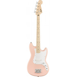SQUIER by FENDER AFFINITY BRONCO BASS MN SHELL PINK FSR