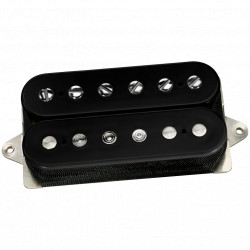 DIMARZIO FORTITUDE BRIDGE (F-Spaced, Black)