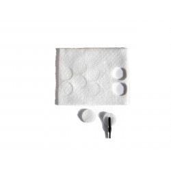 Rycote Undercovers (White) Pack of 30 uses