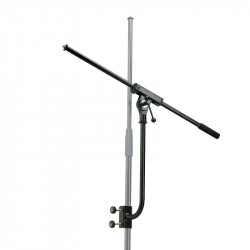 König & Meyer (K&M) 24010 Microphone Boom Arm
