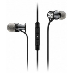 SENNHEISER Momentum in-ear M2 IEG Black chrome