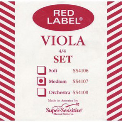 SUPER-SENSITIVE RED LABEL SS4107 (MEDIUM)